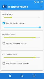 Bluetooth Volume Donate- screenshot thumbnail