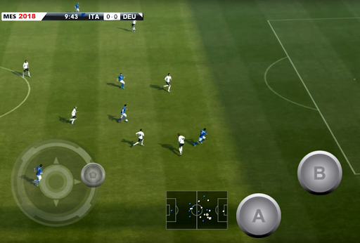 Mobile League Soccer 2018 1.6 screenshots 7