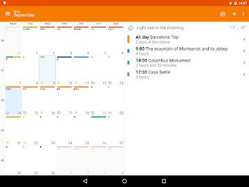 DigiCal+ Calendar Screenshot 19