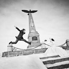 Wedding photographer Sergey Kuzmin (SKuzmin). Photo of 20.02.2014