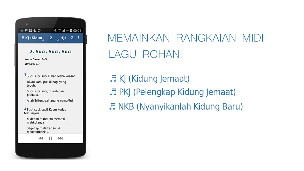 Kidung- screenshot
