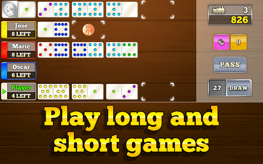 Mexican Train Dominoes Gold 2.0.7-g screenshots 8