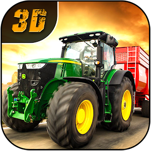 Real Tractor Farming Sim 2016 for PC and MAC