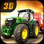 Real Tractor Farming Sim 2016