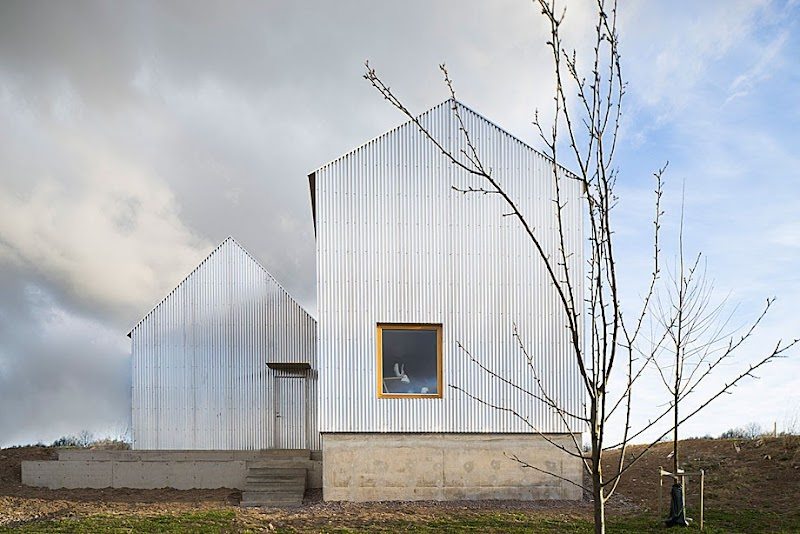 Casa para madre - Forstberg Ling