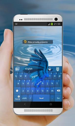 里約熱內盧金剛鸚鵡 GO Keyboard Theme