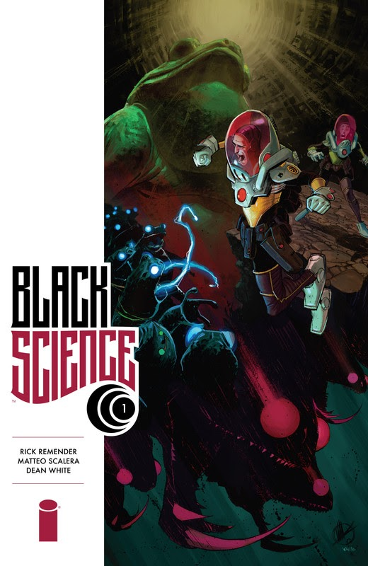 Black Science (2013) - complete