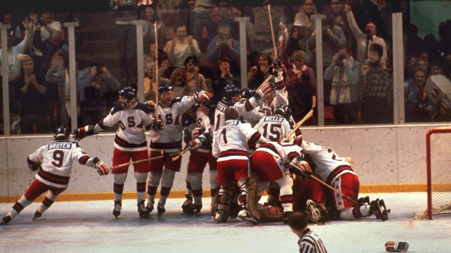Watch Miracle on Ice: 40th Anniversary live