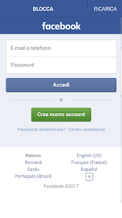 Protected Access to Facebook and Messenger