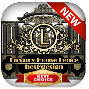 Luxury House Fence Design - náhled