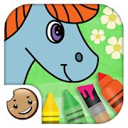 Painting Lulu Farm Animals App