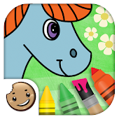 Painting Lulu Farm Animals App