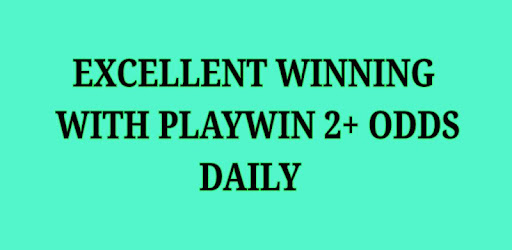 PlayWin 2+ ODDS TIPS on Windows PC Download Free - 1 0 - com