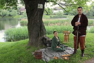 Photo: Jan Włoch i jego lady