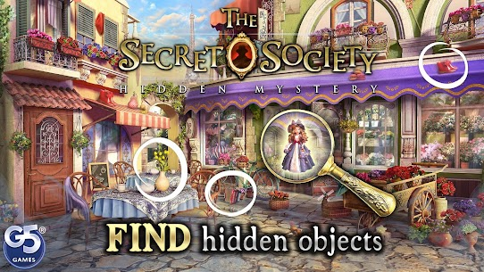 The Secret Society 1.27.2705 MOD (Unlimited Coins/Gems) Apk + OBB 7