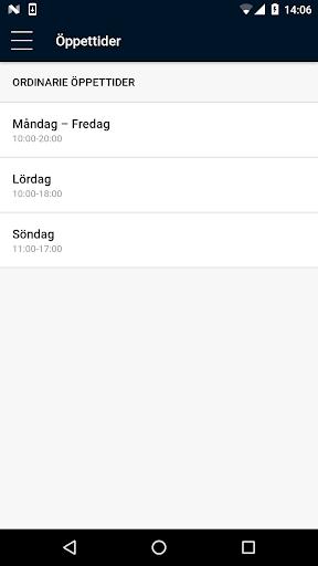 Farsta Centrum kundklubb screenshot 4