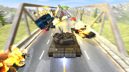 Tank Traffic Racer 2 1