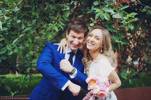 Wedding photographer Elena Zayceva (Zaychikovna). Photo of 24.02.2015
