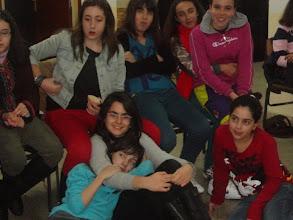 Photo: Algunas chicas de Catequesis y Tiempo Libre