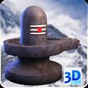 3D Shiv Lingam Live Wallpaper icon
