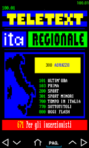 Teletext Ita screenshot 3