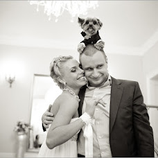 結婚式の写真家Sergey Nikitin (medsen)。24.03.2015の写真