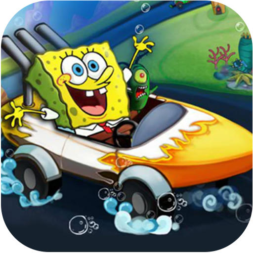 Sponge Car Racing Adventure