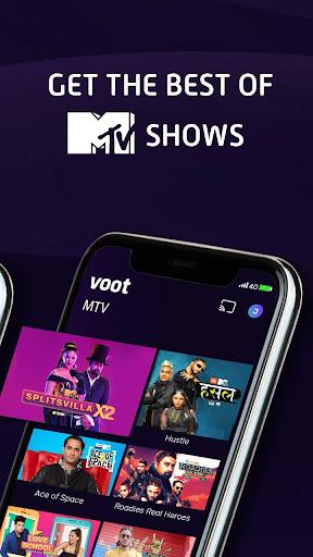 Voot - Watch Colors, MTV Shows, Live News & more screenshot 3