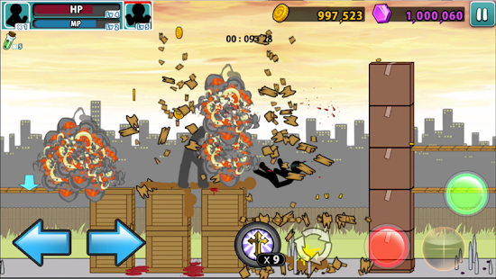 play Anger of Stick 5 on pc & mac