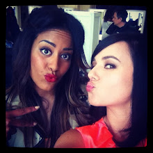 Photo: With Amel in Paris