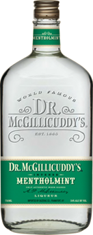 Logo for Dr. Mcgillicuddy's Mentholmint