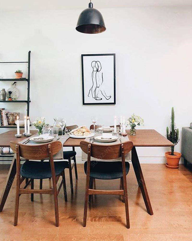 Sắc thái truyền thống của nội thất ngôi nhà mơ ước