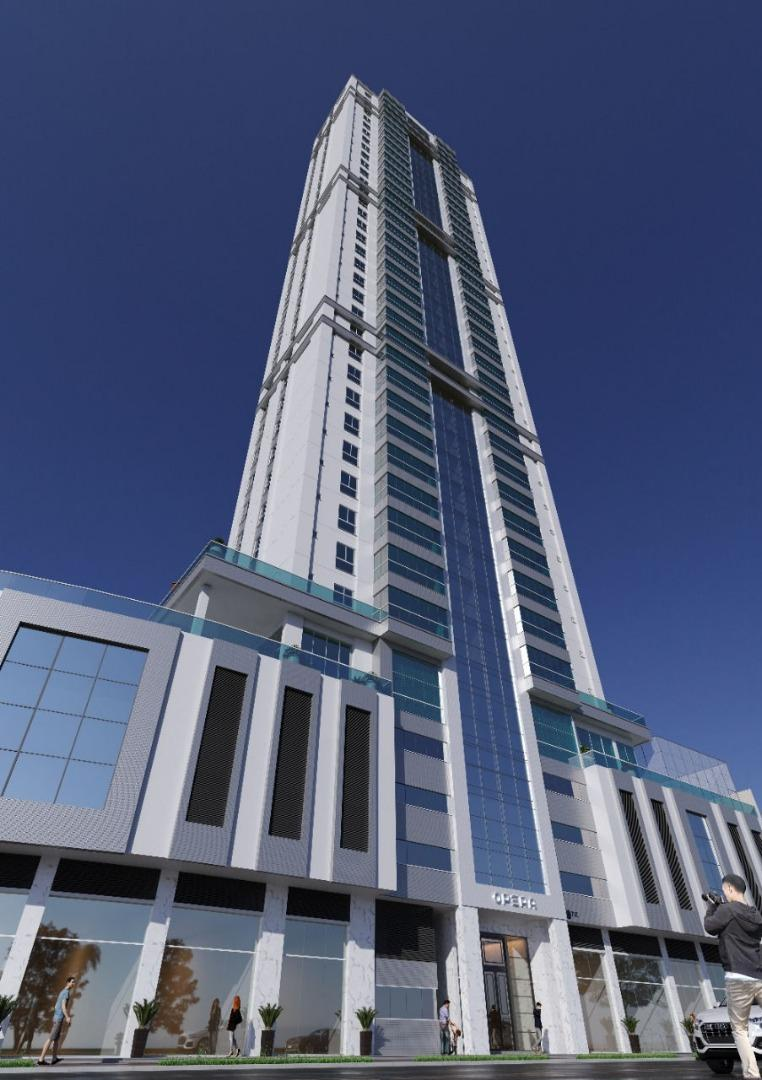 Apartamento no Edifício Opera Tower com 4 dormitórios à venda, 146 m² por R$ 1.620.000 – Centro – Balneário Camboriú/SC