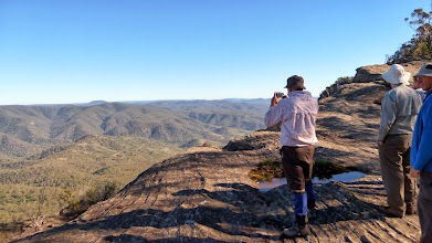 Photo: Wollondilly and parts of Kanangra Boyd National Park (flat top in middle is Mt Colong)