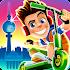 Skyline Skaters v2.6.0 (Unlimited Coins & Bucks)