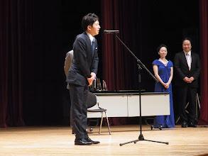 Photo: 2位は東京支部の西山先生