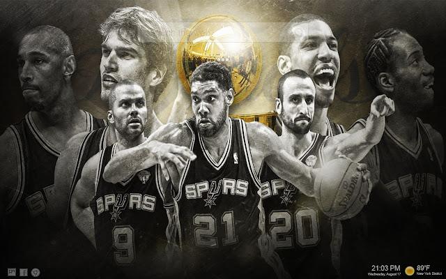 San Antonio Spurs HD Backgrounds