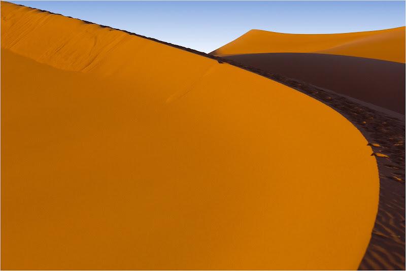 La curva della duna di Gloria Staffa