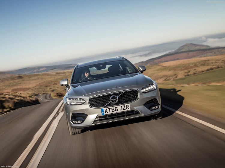 Volvo decides speeding is no longer in its philosophy. While German carmakers usually govern their cars to a maximum 250km/h, the Swedish firm will in future plod along at no more than 180km/h. Picture: SUPPLIED