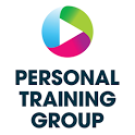 Personal training-group icon