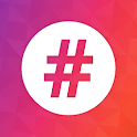 Inst Hashtags - best & hottest Hashtags - Tags icon