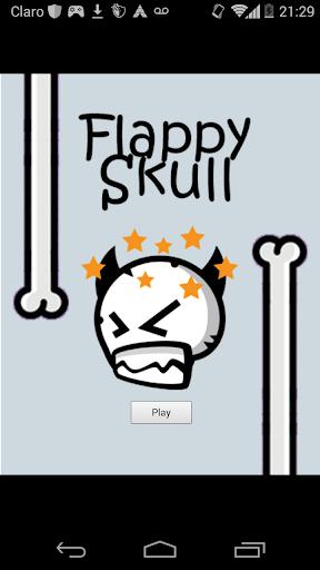 Flappy Skull