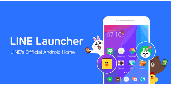 LINE Launcher - Apps on Google Play