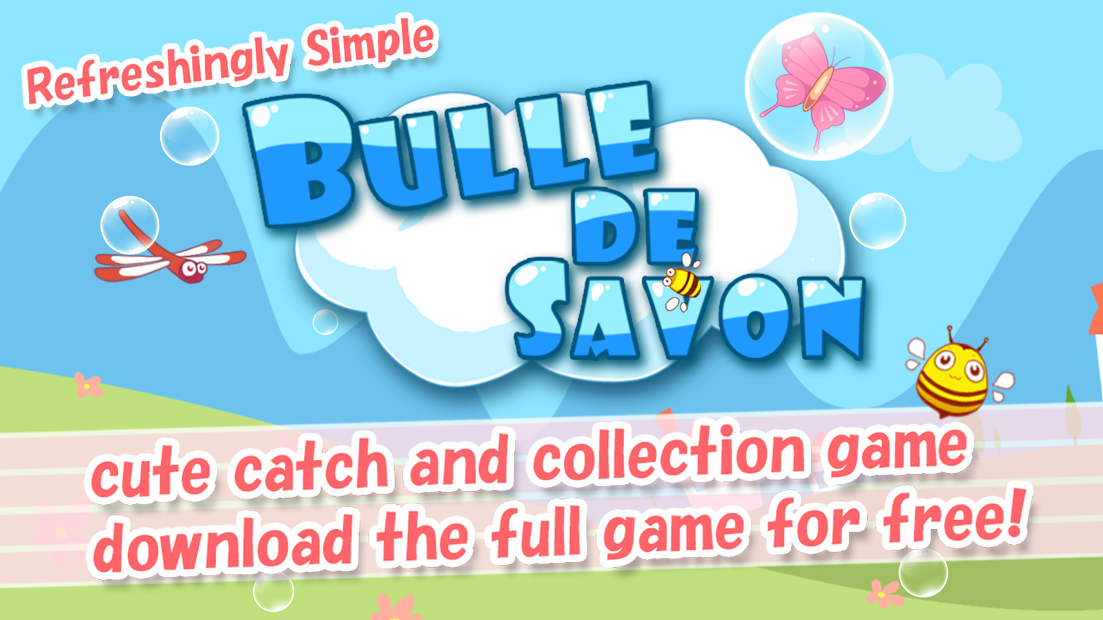 bulle de savon- screenshot
