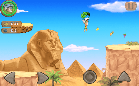 Jungle Adventures 2 Mod Apk Download For Android and Iphone 6