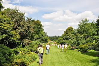 Photo: Mixed borders RHS gardens Wisley