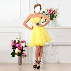 download Women Short Dress Photo Editor apk