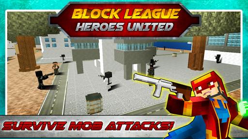 Block League Heroes United