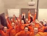 Les femmes du Club de Bruges gagnent et font la fête