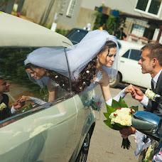 Wedding photographer Yuriy Litvinenko (skyYY). Photo of 02.10.2013